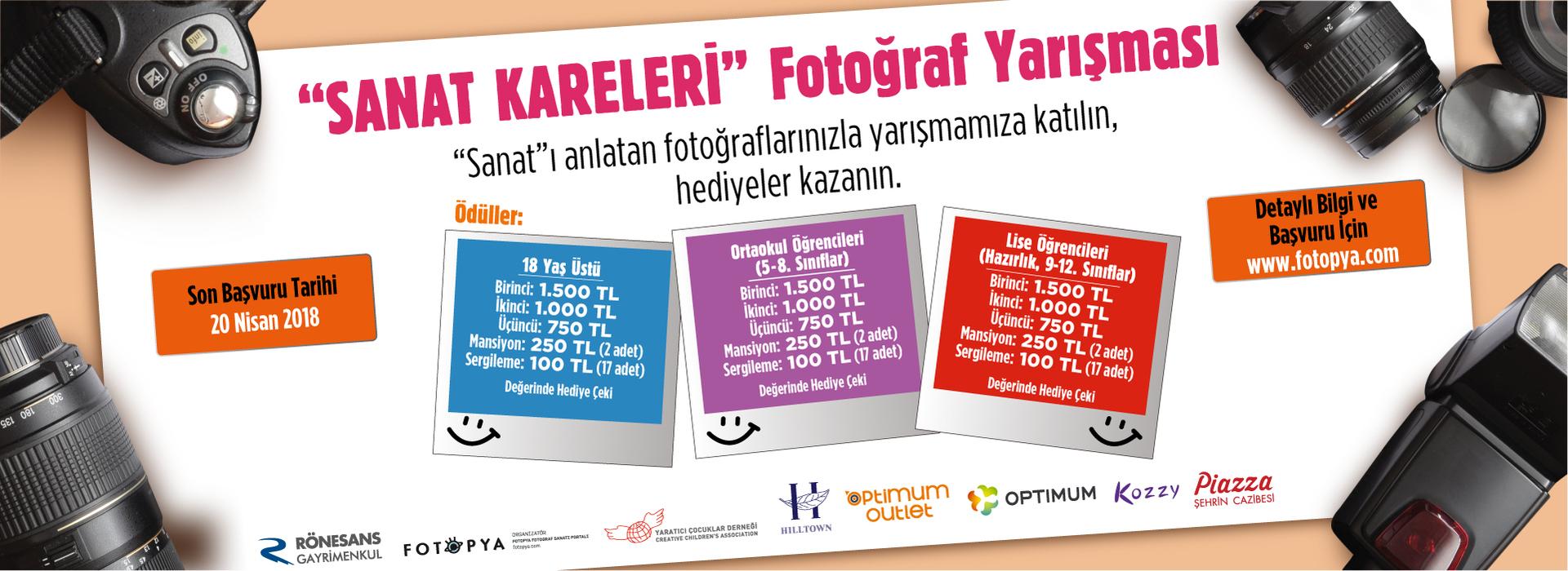 Sanat Kareleri Fotoğraf Yarışması