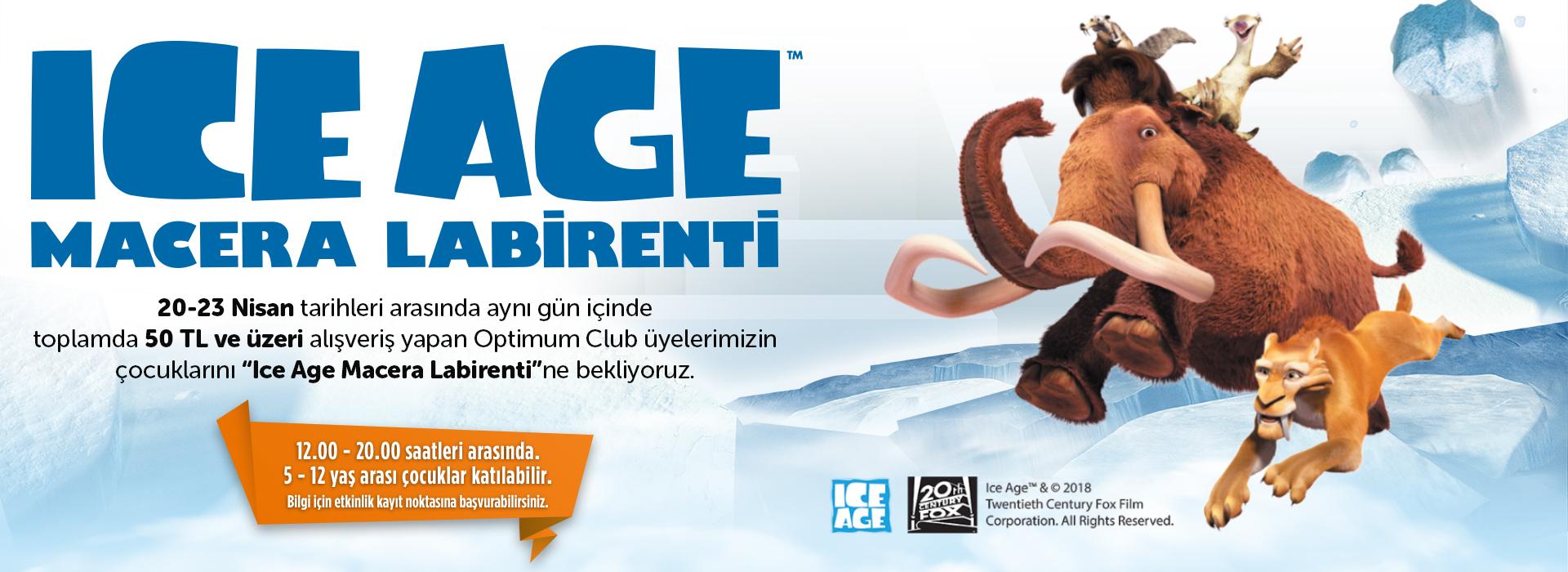 Ice Age Macera Labirenti