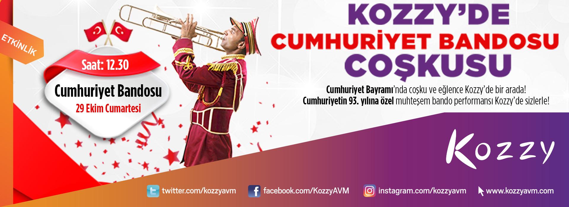 Kozzy'de Cumhuriyet Bayramı Coşkusu