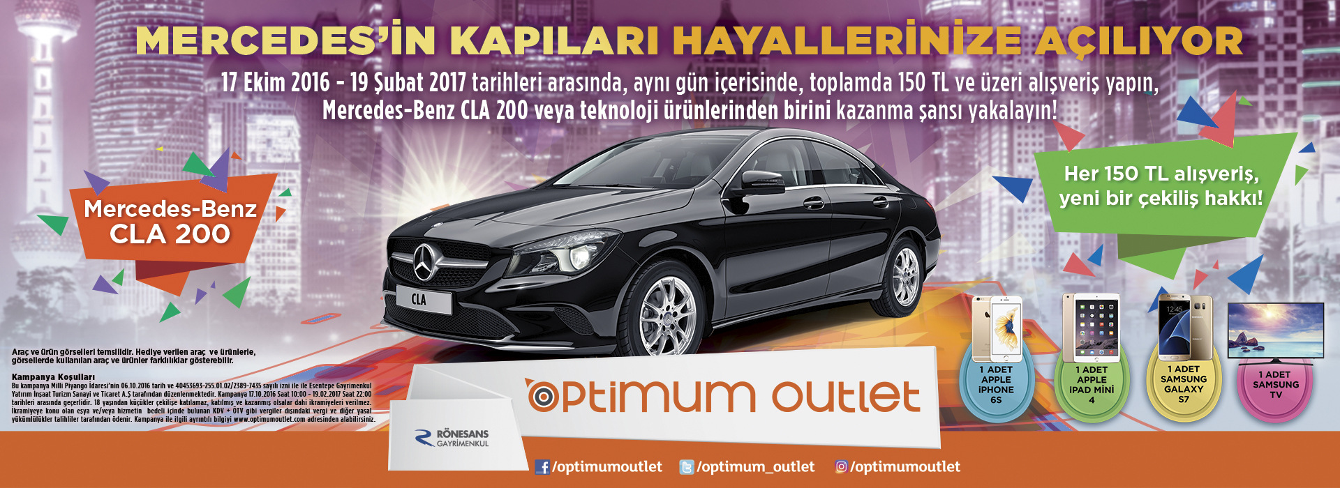 Mercedes'in Kapıları Hayallerinize Açılıyor