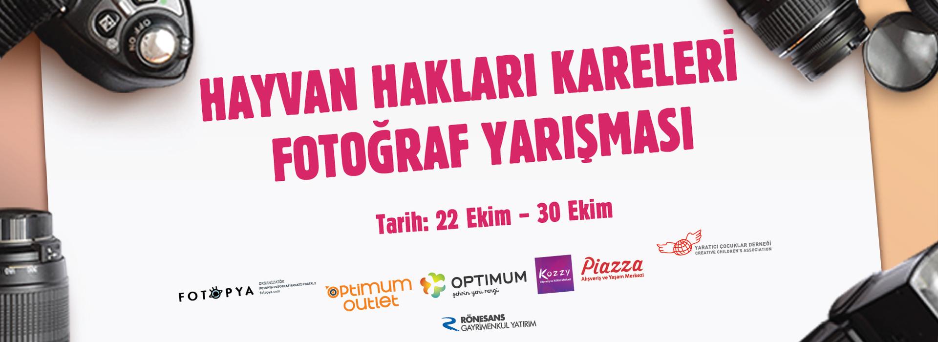 Hayvan Hakları Kareleri Fotoğraf Yarışması