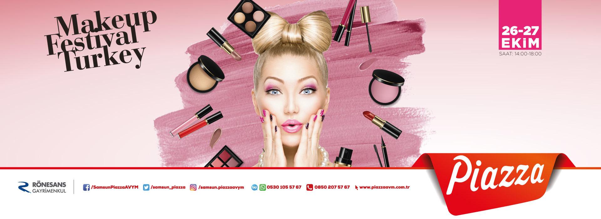Makeup Festival Turkey