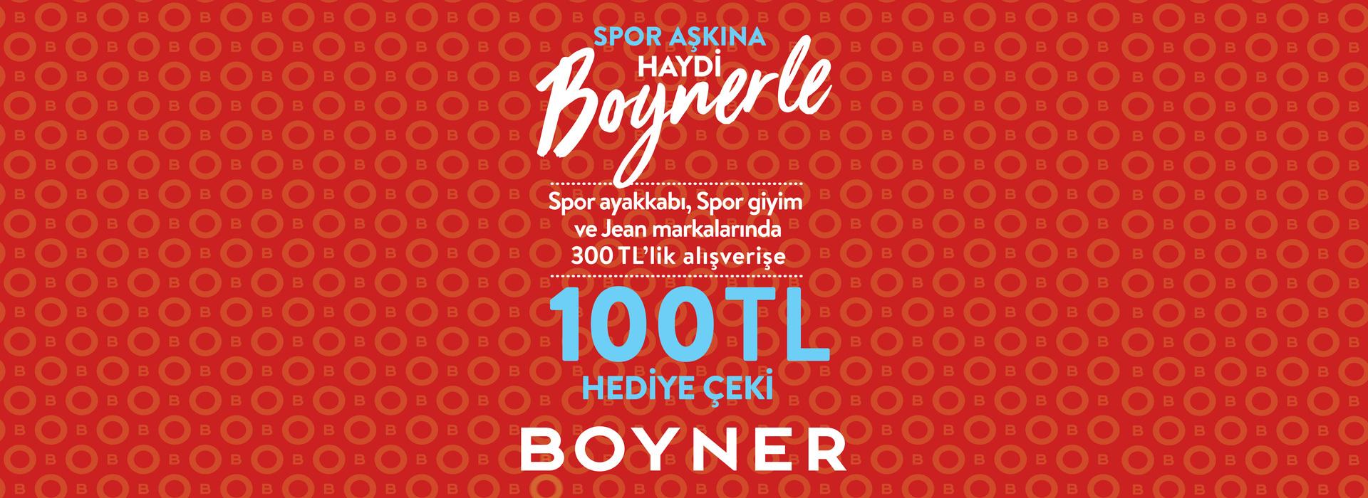 Boyner - Spor Aşkına