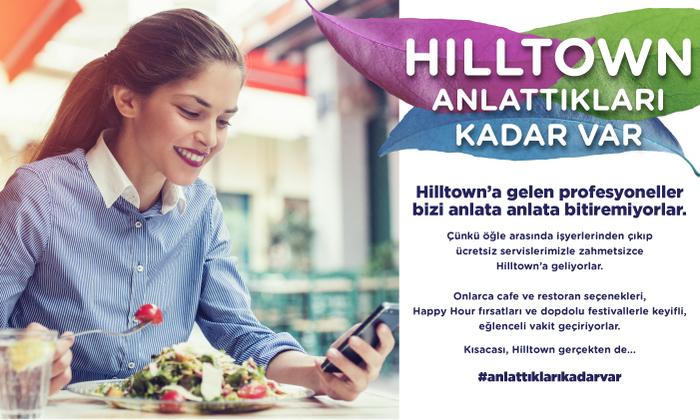 Hilltown Anlattıkları Kadar Var