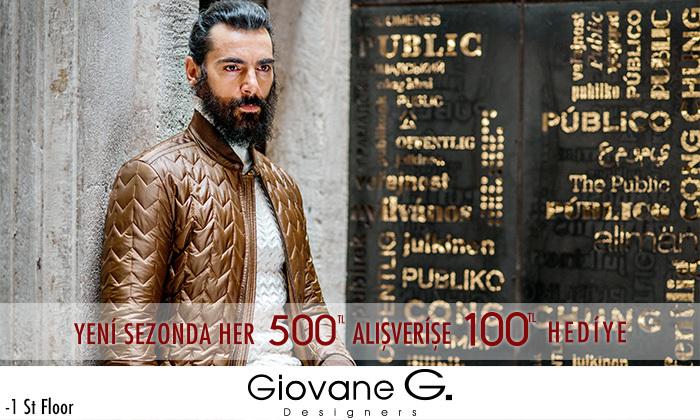 Giovane G. - Yeni Sezonda