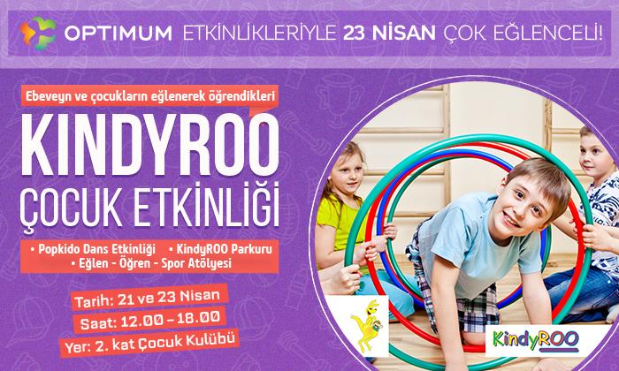 Kindyroo Çocuk Etkinliği