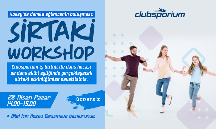 Sirtaki Workshop
