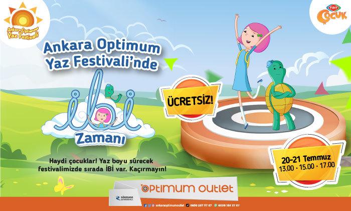 Ankara Optimum Yaz Festivali'nde İbi Zamanı