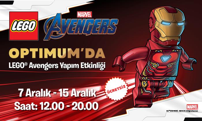 Avengers Optimum'da
