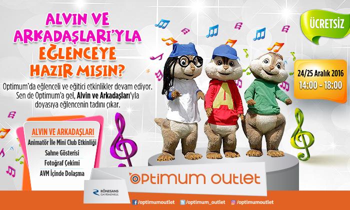 Alvin ve Arkadaşları'yla Eğlenceye Hazır Mısın?