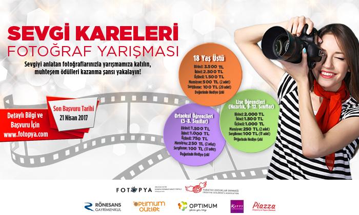 Sevgi Kareleri Fotoğraf Yarışması