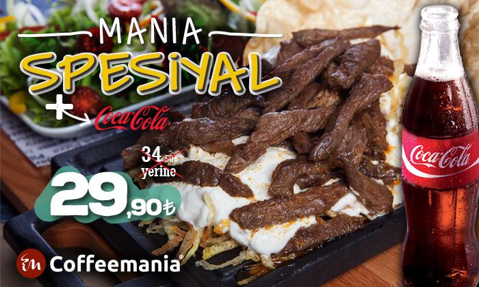 Coffeemania - Mania Spesiyal