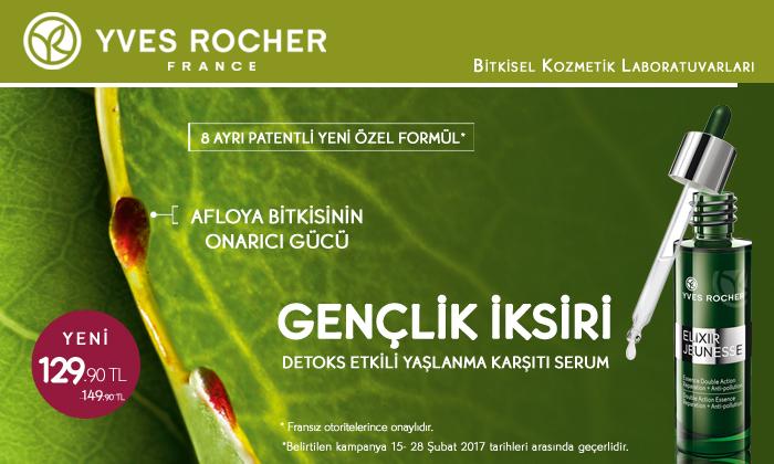 Yves Rocher - Gençlik İksiri
