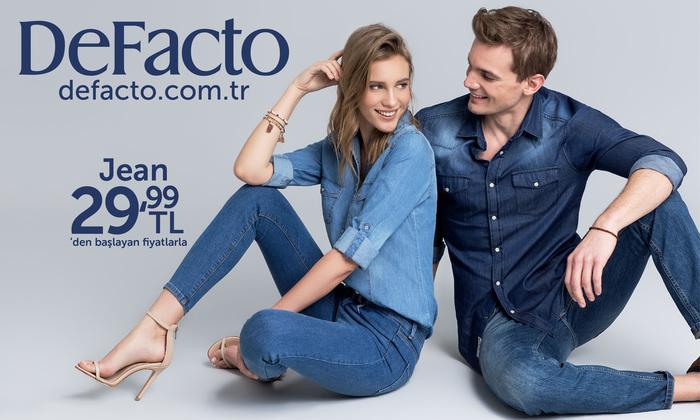 Defacto - Jean 29,99 TL