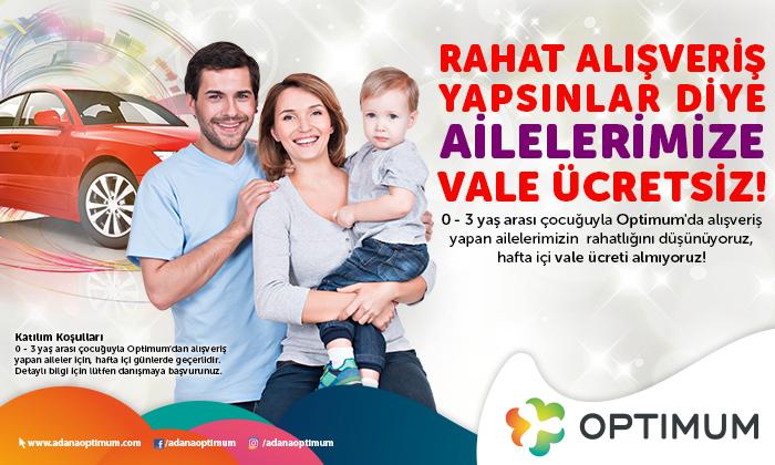 Rahat Alışveriş Yapsınlar Diye Ailelerimize Vale Ücretsiz