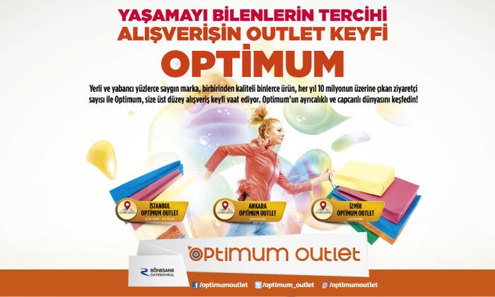 Alışverişin Outlet Keyfi Optimum