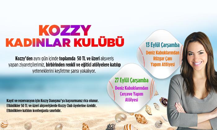 Kozzy Kadınlar Kulübü
